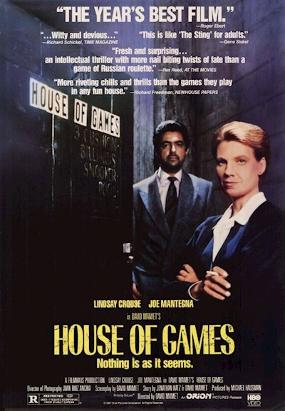 House of Games 1987 1080p BluRay FLAC x264-AMIABLE