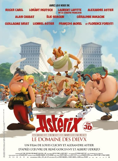Asterix and Obelix Mansion of the Gods 2014 DUBBED 1080p BluRay DTS x264-GHOULS