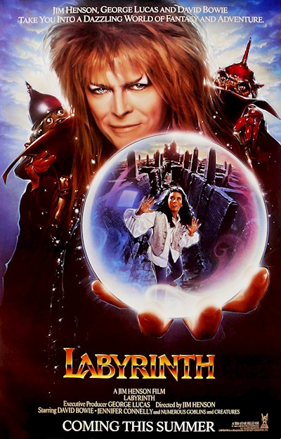 Labyrinth 1986 REMASTERED 1080p BluRay DD5.1 x264-SiNNERS