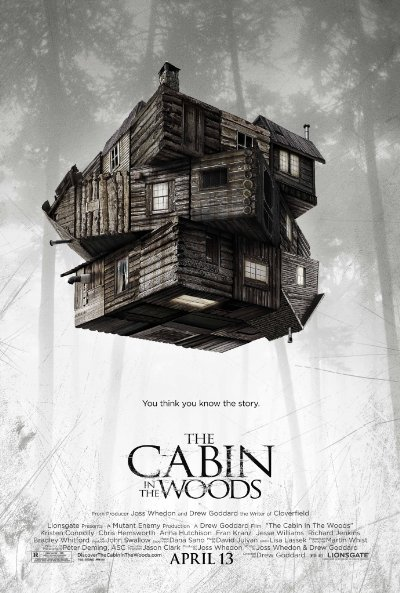 The Cabin In The Woods 2011 1080p UHD BluRay DDP7.1 HDR x265-CtrlHD