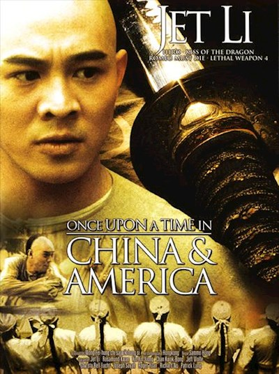 Once Upon a Time in China and America 1997 720p BluRay DTS x264-GHOULS