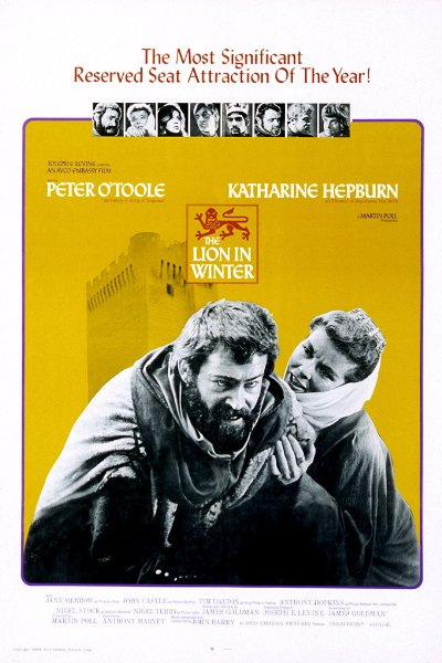 The Lion in Winter 1968 RESTORED 720p BluRay DTS x264-AMIABLE