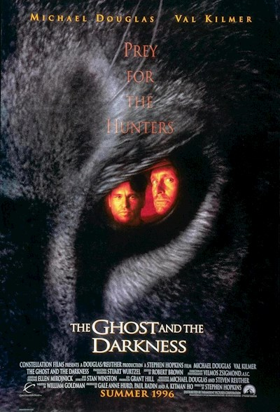 The Ghost and the Darkness 1996 BluRay REMUX 1080p AVC DTS-HD MA 5.1-FraMeSToR