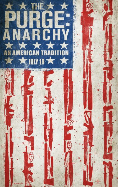 The Purge Anarchy 2014 1080p UHD BluRay DD5.1 HDR x265-DON