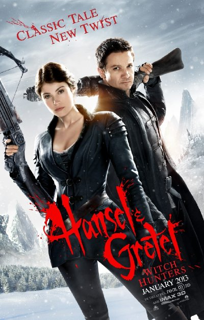 Hansel and Gretel Witch Hunters 2013 Theatrical 2160p UHD BluRay REMUX HDR HEVC TrueHD 5.1 - KRaLiMaRKo