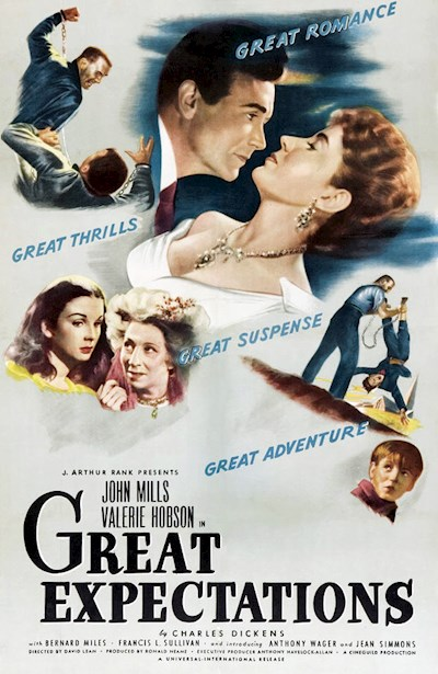 Great Expectations 1946 BluRay REMUX 1080p VC-1 DD2.0 - KRaLiMaRKo