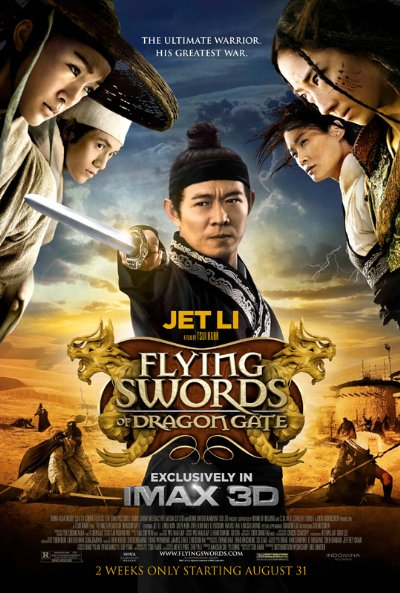 Flying Swords of Dragon Gate 2011 Chinese 1080p BluRay DTS x264-WiKi