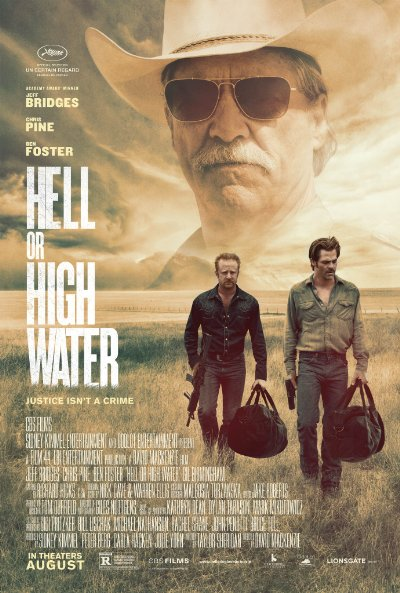 Hell or High Water 2016 1080p UHD BluRay DD5.1 HDR x265-SA89