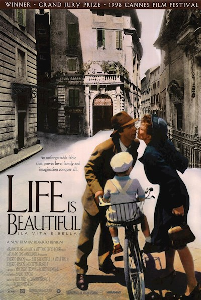 Life is Beautiful 1997 Theatrical Hybrid BluRay REMUX 1080p AVC DTS-HD MA 5.1 - KRaLiMaRKo