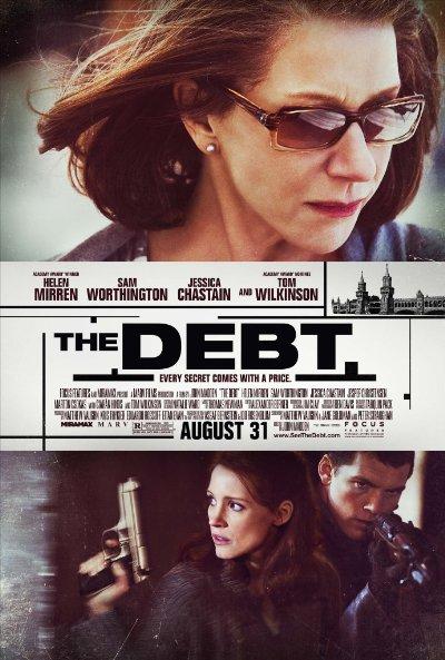 The Debt 2010 BluRay REMUX 1080p VC-1 DTS-HD MA 5.1 - KRaLiMaRKo