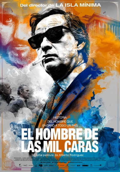 The Man with Thousand Faces AKA El hombre de las mil caras 2016 Spanish BluRay REMUX 1080p AVC TrueHD Atmos 7.1-FraMeSToR