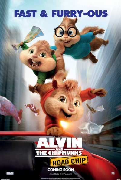 Alvin and the Chipmunks The Road Chip 2015 BluRay REMUX 1080p AVC DTS-HD MA 7.1-SiCaRio