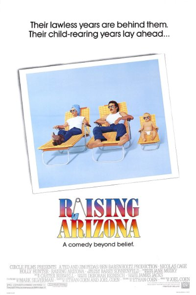 Raising Arizona 1987 BluRay REMUX 1080p AVC DTS-HD MA 5.1-SiCaRio