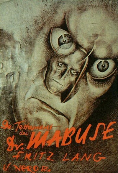 The Testament Of Dr Mabuse 1933 1080p BluRay DD1.0 x264-GHOULS
