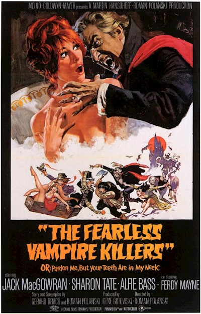 The Fearless Vampire Killers 1967 REMASTERED 1080p BluRay DTS x264-SiNNERS