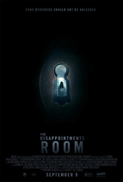 The Disappointments Room 2016 1080p WEB-DL DD5.1 H264-FGT