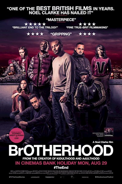 Brotherhood 2016 BluRay REMUX 1080p AVC DTS-HD MA 5.1-SiCaRio