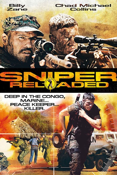 Sniper Reloaded 2011 BluRay REMUX 1080p AVC DTS-HD MA 5.1-SiCaRio