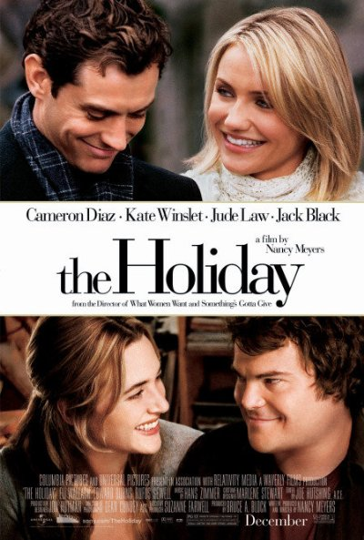 The Holiday 2006 2160p SDR WEB-DL DTS-HD MA 5.1 x265-GASMASK