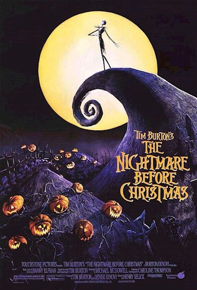 The Nightmare Before Christmas 1993 3D 1080p BluRay DD5.1 x264-GUACAMOLE