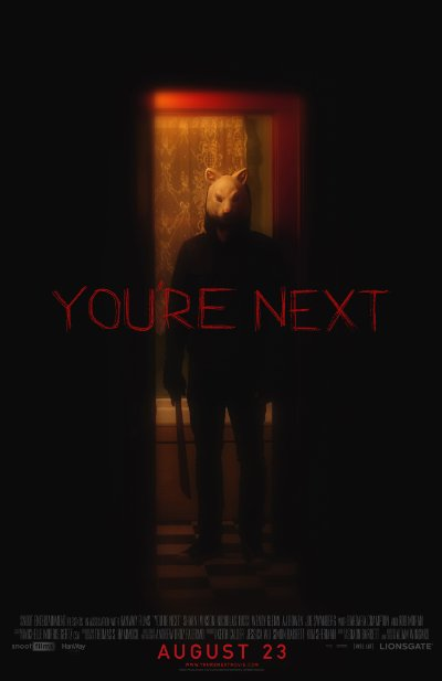 You're Next 2011 BluRay 1080p DTS-HD MA 5.1 AVC REMUX