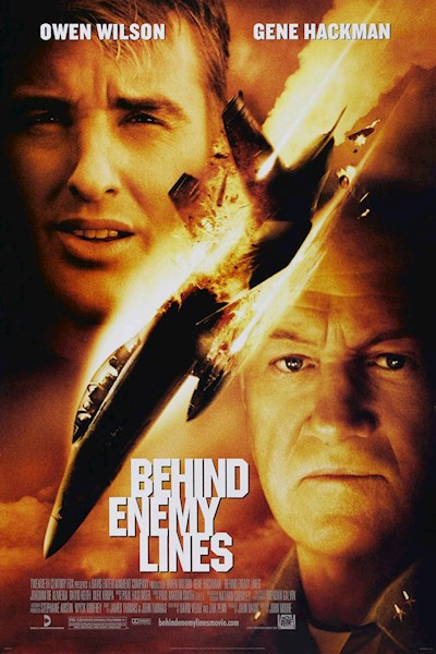 Behind Enemy Lines 2001 1080p BluRay DTS x264-CtrlHD
