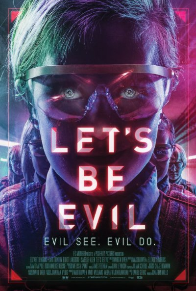 Let's Be Evil 2016 BluRay REMUX 1080p AVC DTS-HD MA 5.1 - KRaLiMaRKo