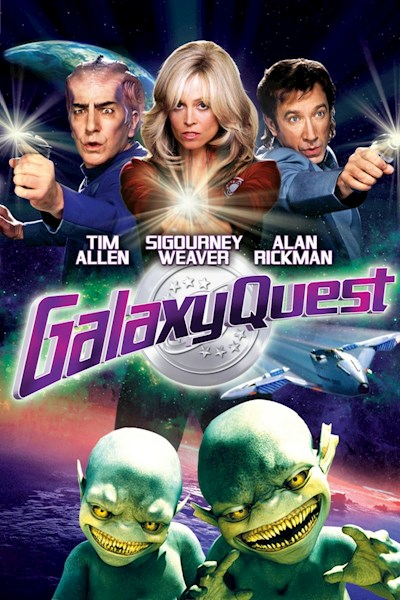 Galaxy Quest 1999 BluRay REMUX 1080p AVC TrueHD 5.1-SiCaRio