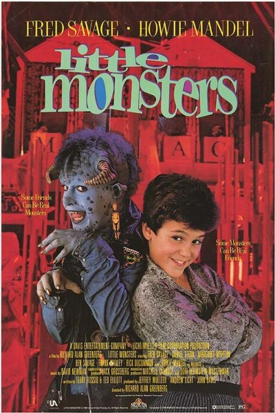 Little Monsters 1989 BluRay REMUX 1080p AVC FLAC2.0 - KRaLiMaRKo