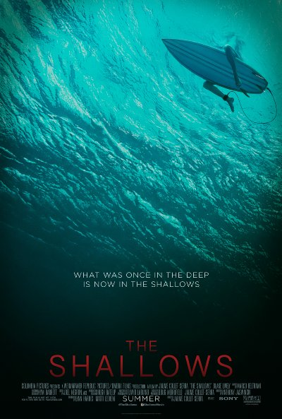 The Shallows 2016 UHD BluRay REMUX 2160p TrueHD Atmos 7.1 HEVC-SiCaRio