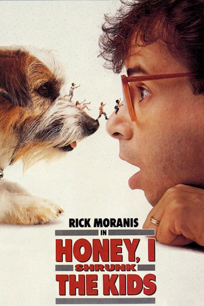 Honey I Shrunk the Kids 1989 1080p BluRay DTS x264-AMIABLE