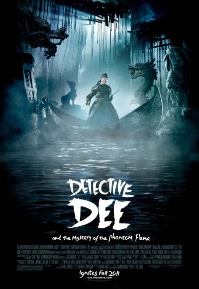 Detective Dee and the Mystery of the Phantom Flame 2010 BluRay REMUX 1080p AVC TrueHD 7.1-GM