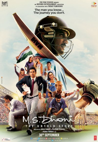 M S Dhoni The Untold Story 2016 1080p BluRay DTS x264-LoveGuru