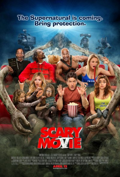 Scary Movie 5 2013 BluRay REMUX 1080p AVC DTS-HD MA 5.1-FraMeSToR