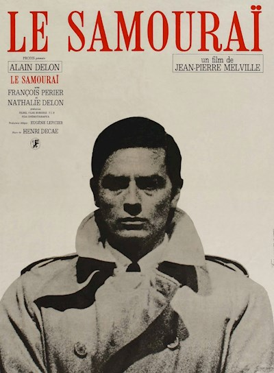 Le Samouraï 1967 Criterion Collection BluRay REMUX 1080p AVC DTS-HD MA 1.0 - KRaLiMaRKo