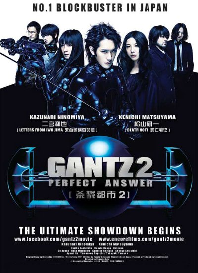 Gantz 2 Perfect Answer 2011 iNTERNAL 720p BluRay DTS x264-REGRET