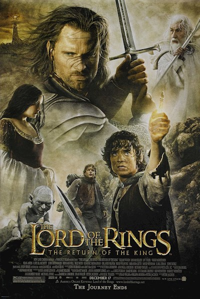The Lord of the Rings The Return Of The King 2003 EXTENDED 2160p UHD BluRay TrueHD 7.1 x265-BOREDOR