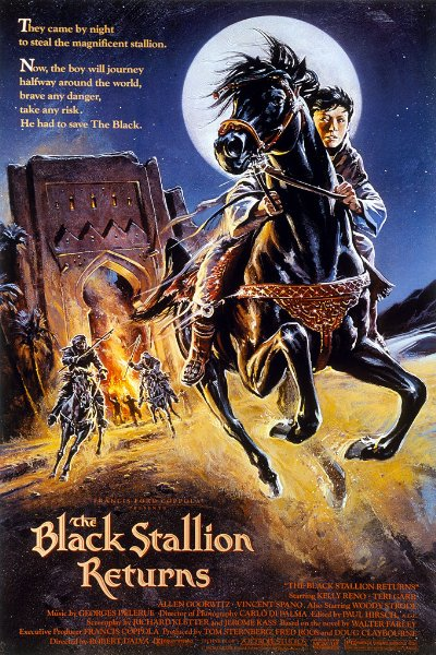 The Black Stallion Returns 1983 720p BluRay DTS x264-SADPANDA