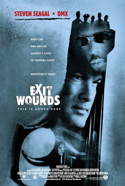 Exit Wounds 2001 BluRay REMUX 1080p AVC DTS-HD MA 5.1 - KRaLiMaRKo