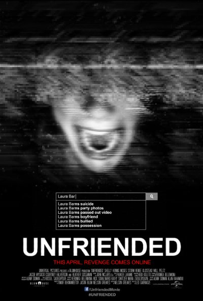 Unfriended 2014 BluRay REMUX 1080p AVC DTS-HD MA 5.1-FraMeSToR