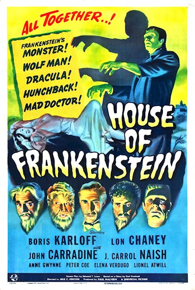 House of Frankenstein 1944 BluRay REMUX 1080p AVC DTS-HD MA 2.0-LAZY