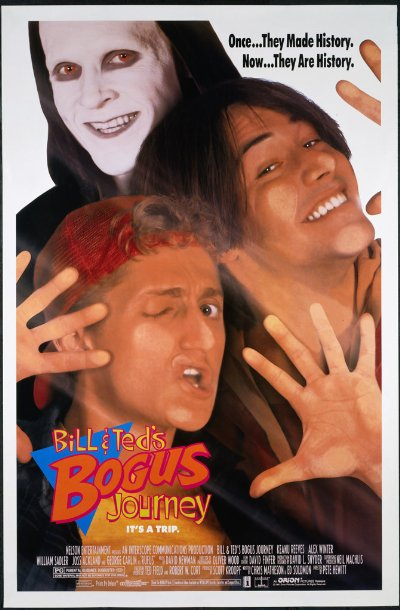 Bill and Teds Bogus Journey 1991 BluRay REMUX 1080p AVC DTS-HD MA 5.1-FraMeSToR