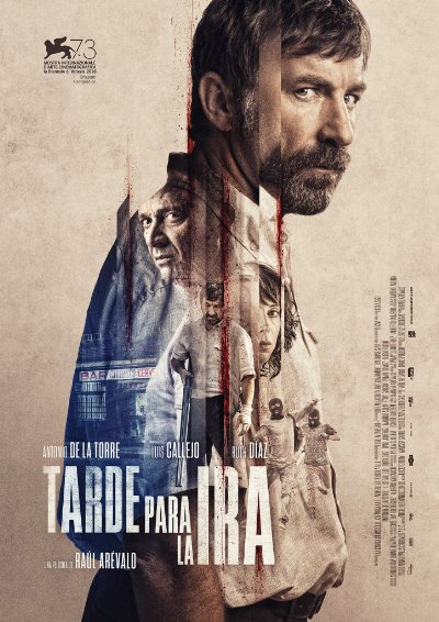 The Fury of a Patient Man AKA Tarde para la ira 2016 Spanish BluRay REMUX 1080p AVC DTS-HD MA 5.1 - KRaLiMaRKo