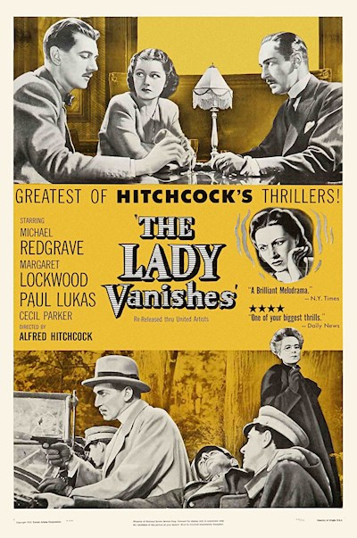 The Lady Vanishes 1938 Criterion Collection BluRay REMUX 1080p AVC DTS-HD MA 1.0 - KRaLiMaRKo
