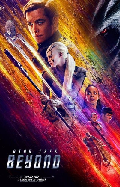 Star Trek Beyond 2016 1080p WEB-DL DD5.1 H264 -EVO