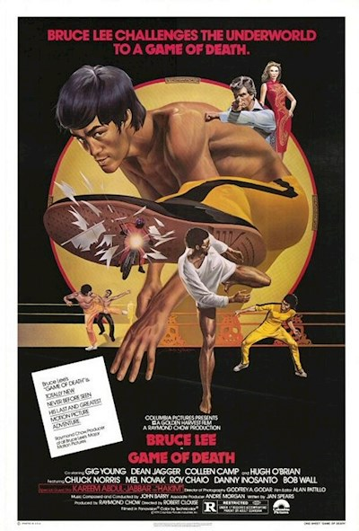 Game Of Death 1978 REMASTERED 1080p BluRay DTS x264-RedBlade