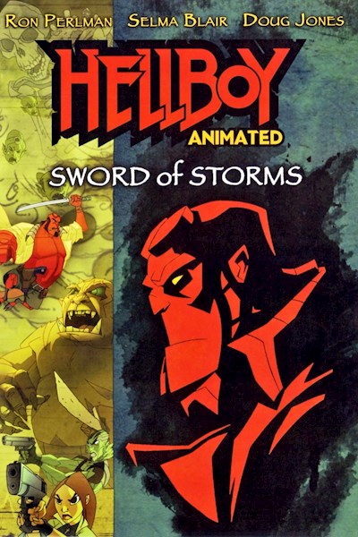 Hellboy Animated Sword of Storms 2006 2160p UHD BluRay REMUX HDR HEVC Atmos-EPSiLON
