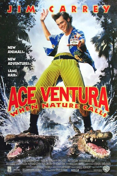 Ace Ventura When Nature Calls 1995 BluRay REMUX 1080p AVC DTS-HD MA 5 0-LEGi0N
