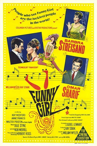 Funny Girl 1968 1080p BluRay DTS x264-Geek