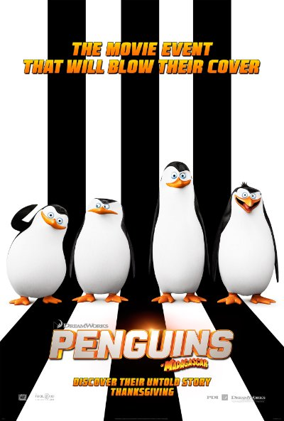 Penguins of Madagascar 2014 720p BluRay DTS x264-DOGE